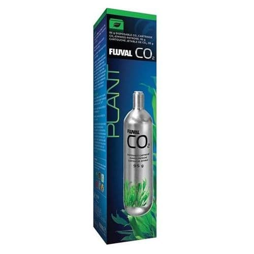 Fluval 95 g CO2 Disposable Cartridge - 1 pack